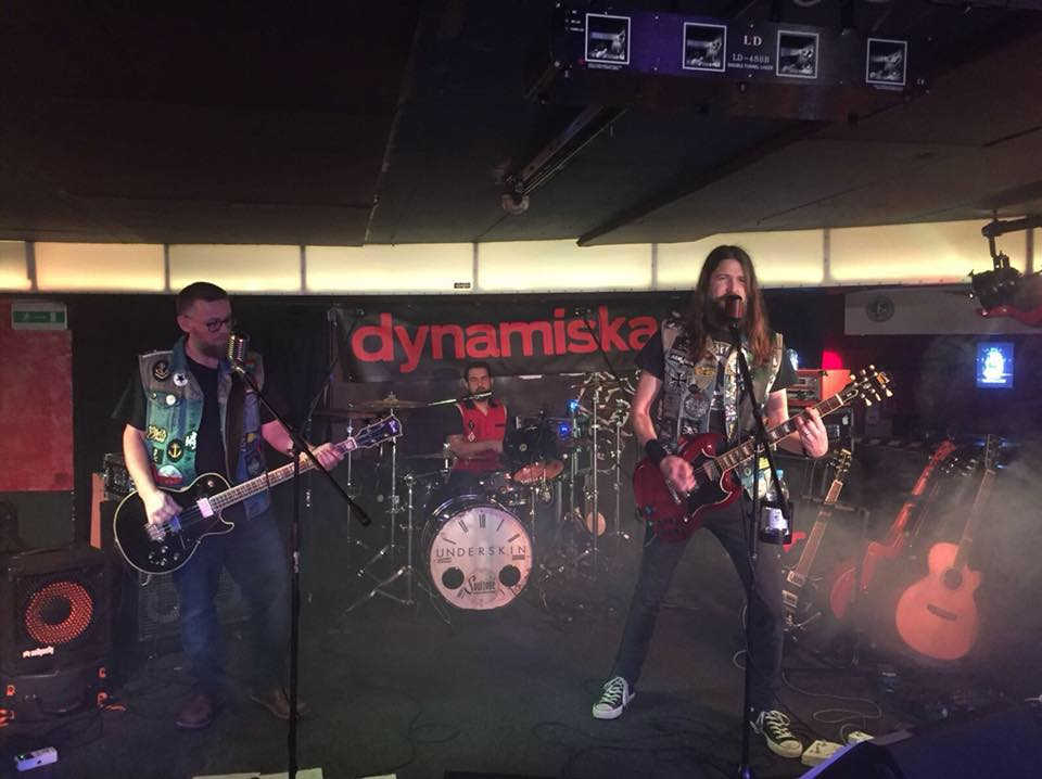 Bandpicture of Dynamiska (Punkband).
