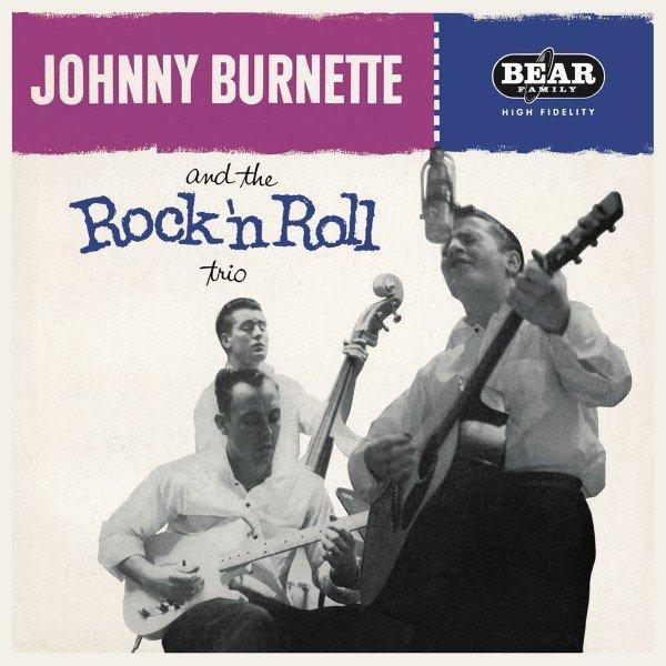 Johnny Brunette Trio LP