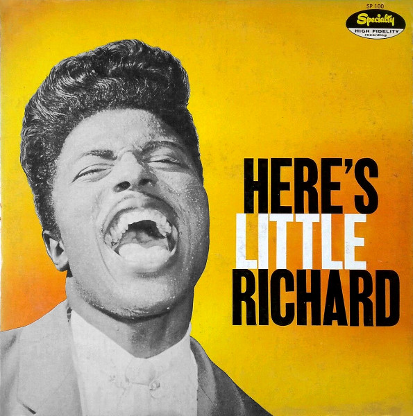 Little Richard - in our playlist