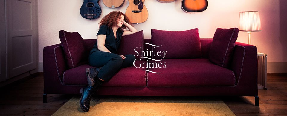 Shirley Grimes in session - radioshow with DJLeo