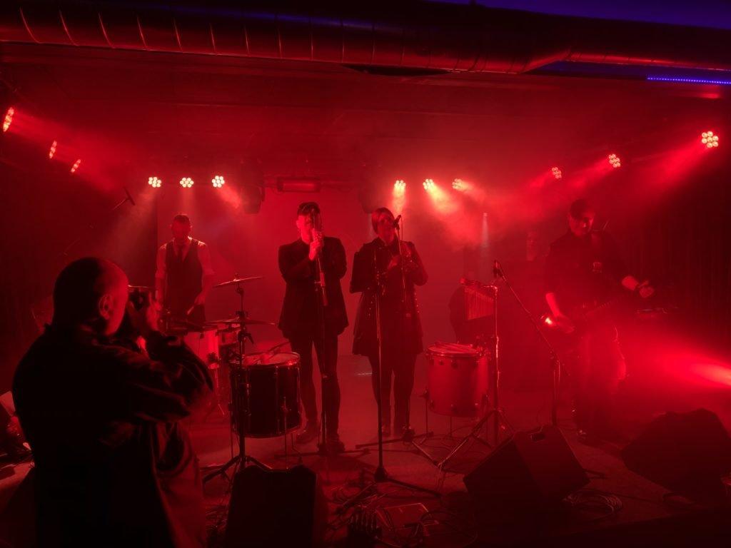 Ordo Rosarius Equilibrio + Triarii live @ OXIL Zofingen Feb 2020 (Pic DJLeo).