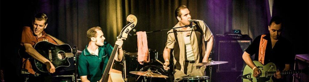 Radioshow rockabilly